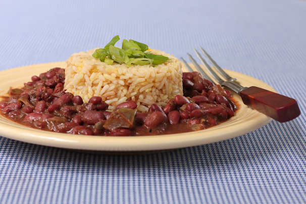 Vegan Louisiana Red Beans And Rice Recipe What Would Cathy Eat