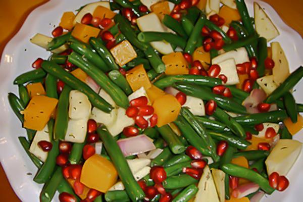 Fruit and vegetable medley