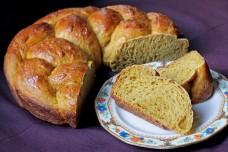 Pumpkin Celebration Bread from Wonderland Kitchen