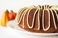Whole Grain Pumpkin Gingerbread from Texanerin Baking