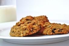 Oatmeal Pumpkin Spice Cookies from Feastie