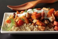 quinoa with root vegetables 2