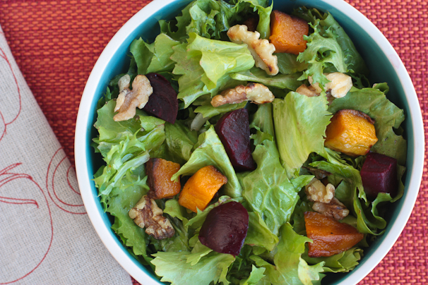 Winter salad