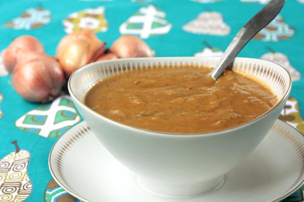 Vegan Thanksgiving Gravy